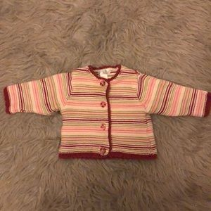 **3 for $20** Baby girl sweater size 3-6 months